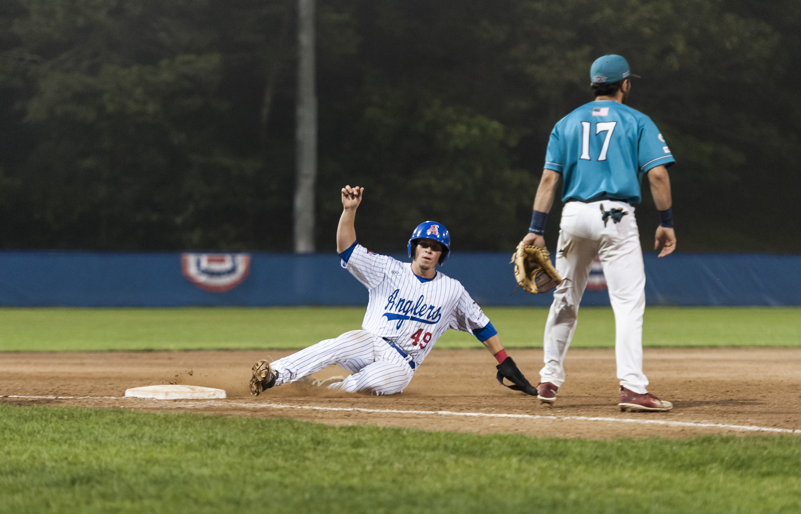 Anglers Post 2019 Roster